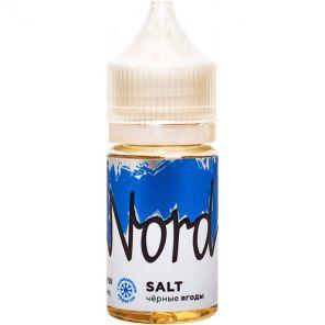Е-жидкость Nord Salt Черные ягоды, 30 мл.