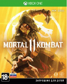 Игра Mortal Kombat 11 (Xbox One)