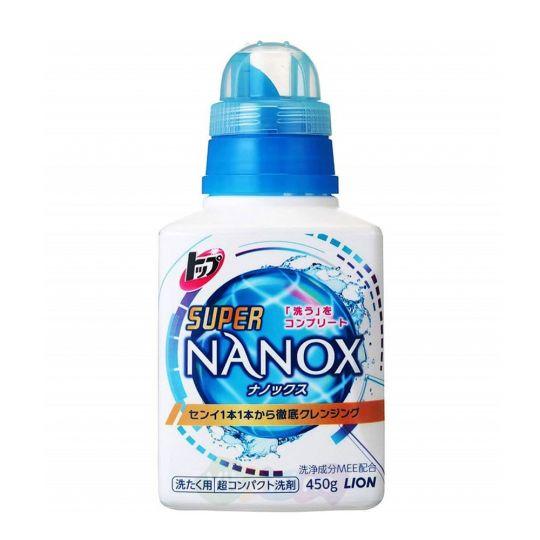 """Lion Гель для стирки """"TOP Super NANOX"""" (концентрированный), 450 гр"""