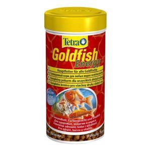 Корм Tetra Goldfish Energy Sticks плавающие гранулы 100мл для всех видов золотых рыбок, а также других видов холодноводных рыб