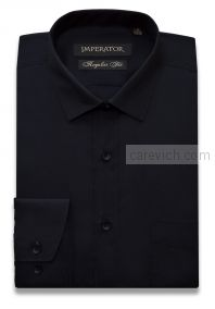 Рубашки ПОДРОСТКОВЫЕ "IMPERATOR", оптом 12 шт., артикул:  DF420 sl-П  приталенная