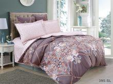 Комплект постельного белья Сатин SL 1.5 спальный  Арт.15/395-SL