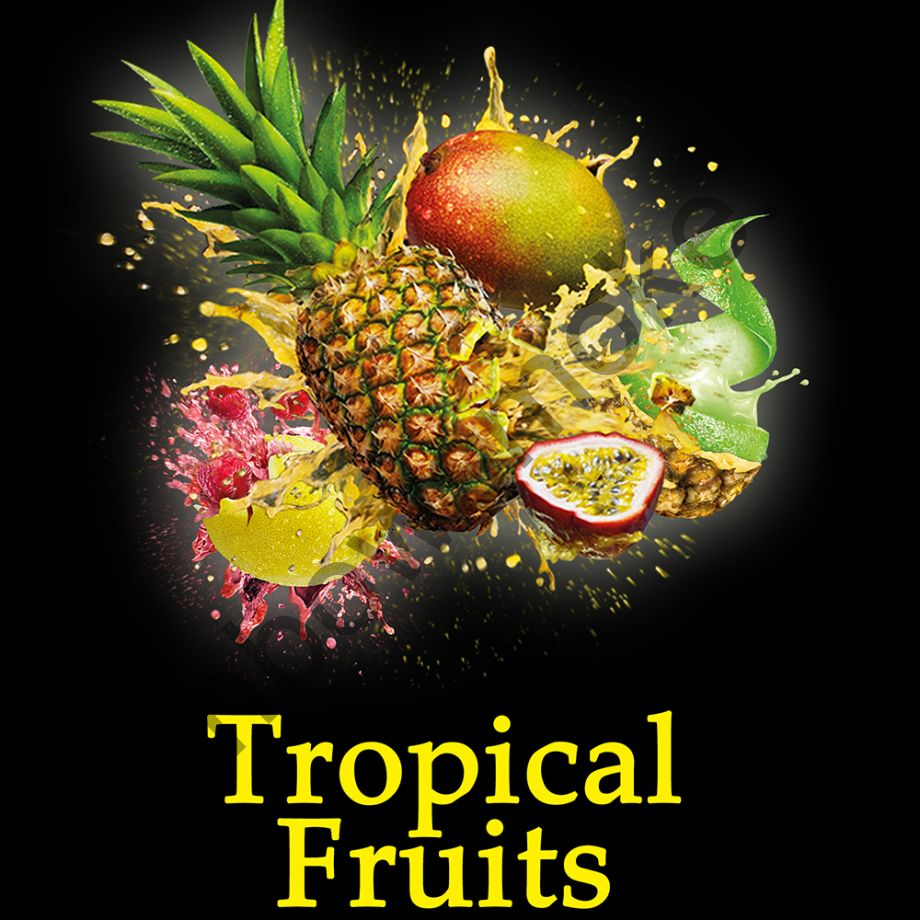 New Yorker Green 100 гр - Tropical Fruits (Тропические Фрукты)