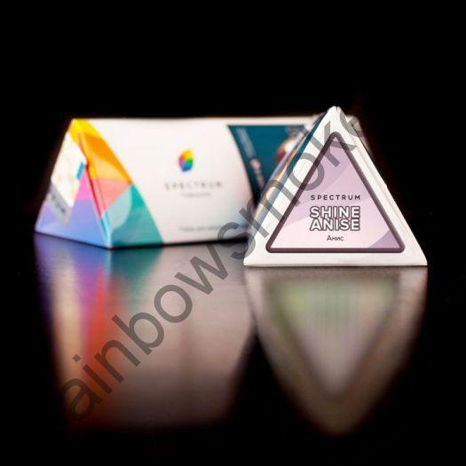 Spectrum 100 гр - Shine Anise (Анис)