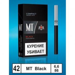 Сигареты MT Black