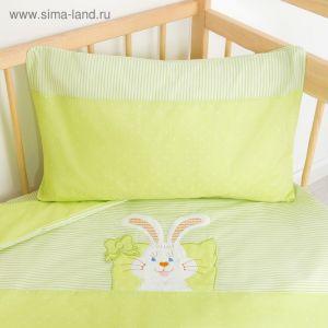Детское постельное бельё (3 предмета), цвет МИКС 6036 1999356
