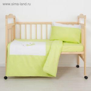 Детское постельное бельё (3 предмета), цвет МИКС 6036-2 1999357