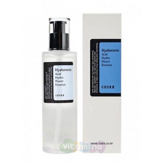 CosRX Эссенция для лица увлажняющая с гиалуроновой кислотой Hyaluronic Acid Hydra Power Essence, 100 мл