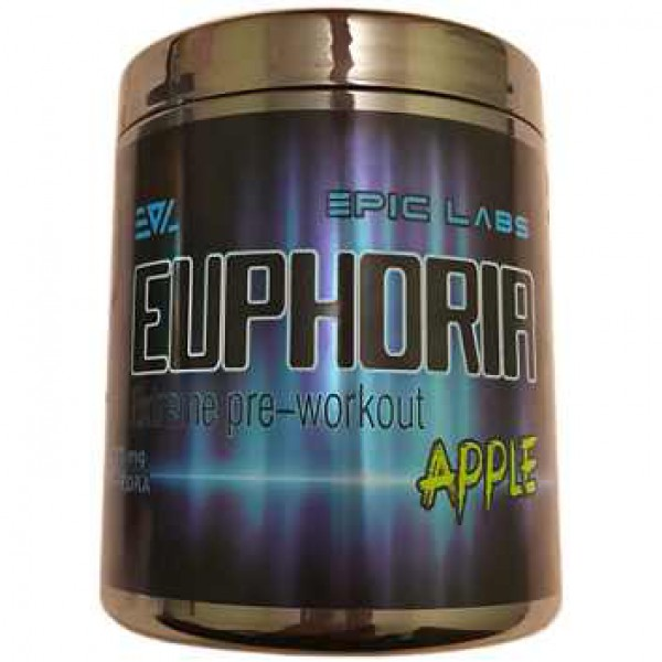 EUPHORIA 100 mg EPHEDRA  от Epic Labs, 200 гр