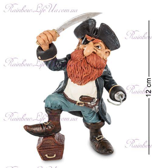 "Фигурка пират Рыжая Борода ""W.Stratford"""