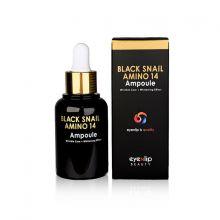 BLACK SNAIL AMINO 14 AMPOULE  Сыворотка для лица ампульная с аминокислотами 30 мл