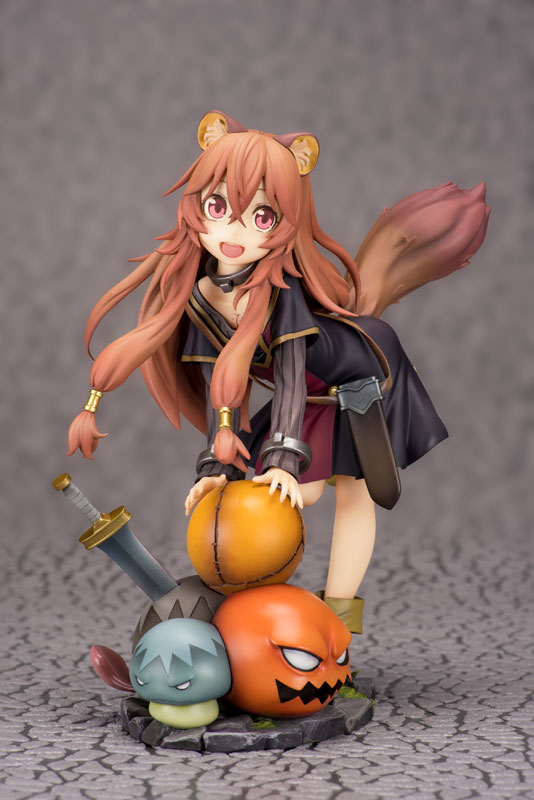 Аниме фигурка The Rising of the Shield Hero - Raphtalia Childhood Ver.