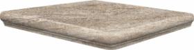Ступень угловая SDS Keramik Frankfurt Eckflorentiner Gelbbeige 32×32