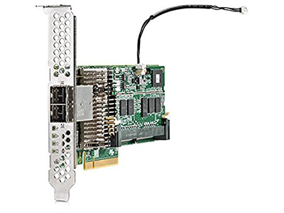 Контроллер HPE Smart Array P440/4GB FBWC, SAS 12 Гбит/с 726821-B21