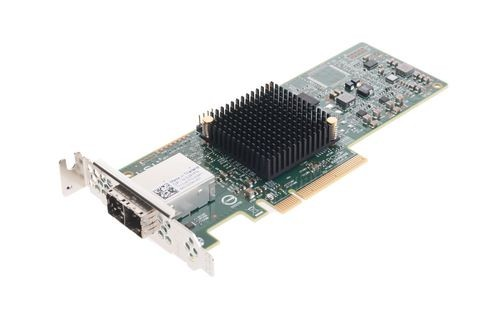 Контроллер Dell LSI 9300-8e Fibre Channel Host Bus Adapter 12GB SAS Dual Port, 406-BBDM