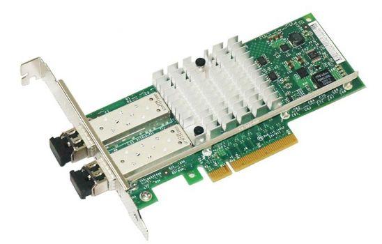 Сетевая карта Intel X520-LR2
