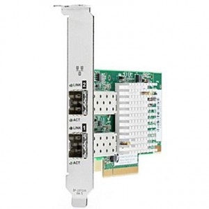 Сетевая карта HP Ethernet 10Gb 2-port 562SFP+ Adapter, 790316-001