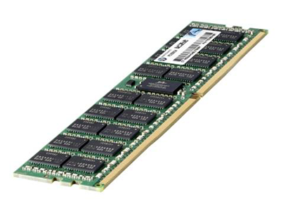Оперативная память HPE 32GB 2Rx4 PC4-2400T-R Kit, 809083-091, 805351-B21