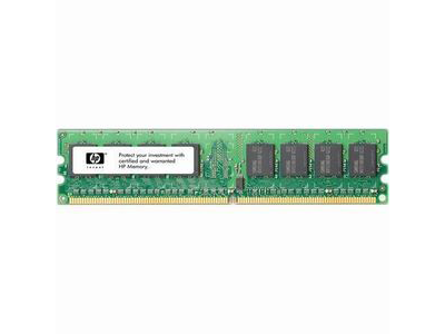 Оперативная память HP 4 GB of 2-Rank Advanced ECC PC3200 DDR2-400 SDRAM DIMM Memory Kit (2 x2048 MB)