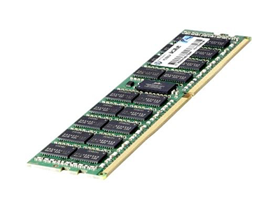 Оперативная память HPE 16GB (1x16GB) 2Rx8 PC4-2666V-R DDR4 Registered Memory, 835955-B21