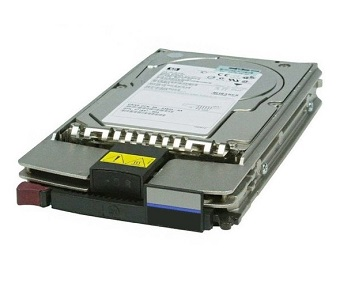 Жесткий диск HP 300GB U320 SCSI HP 15K HDD, 411089-B22