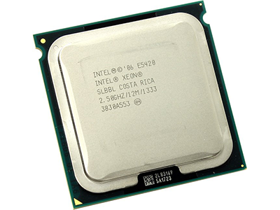 Процессор Intel Xeon E5420 2.5GHz Quad-Core 2.5 GHz/12Mb/1333MHz