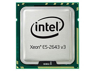 Процессор HP DL380 Gen9 Intel Xeon E5-2643v3 (3.4GHz/6-core/20MB/135W) Processor Kit 719057-B21