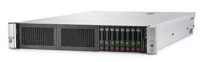 Сервер HPE ProLiant DL380 Gen9 752686-B21