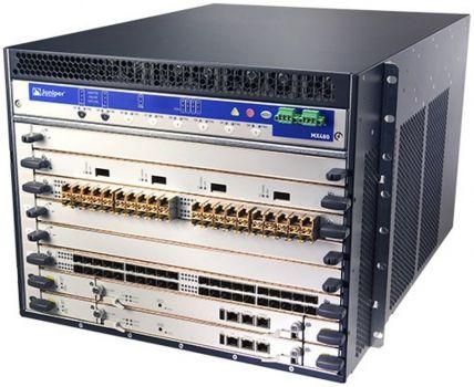 Маршрутизатор Juniper MX480BASE3-AC