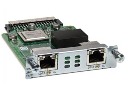 Модуль Cisco VWIC3-2MFT-T1/E1