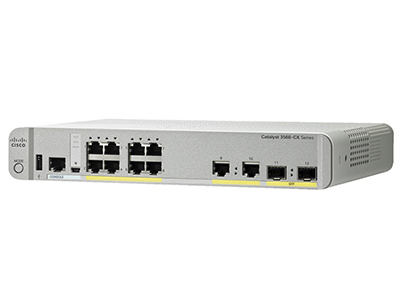 Коммутатор Cisco Catalyst WS-C3560CX-8TC-S