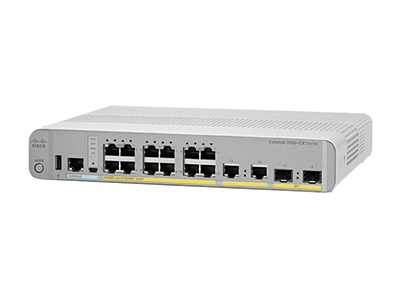 Коммутатор Cisco Catalyst WS-C3560CX-12PC-S
