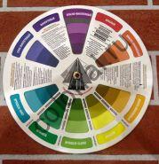 Цветовой круг 20 см
