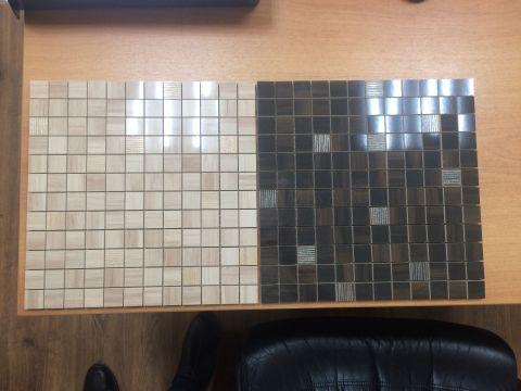 Mosaica Aston Wood Iroko 30,5X30,5