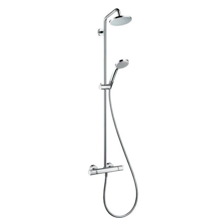 Душевая система Hansgrohe Croma Showerpipe 160 1jet 27135000 ФОТО