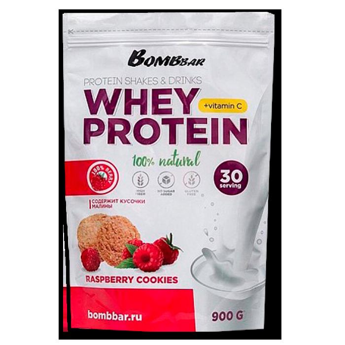 Whey Protein 900 г от BOMBBAR