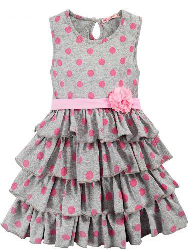 Платье на девочки 2-5 лет Bonito BK1167P4