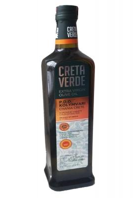 Оливковое масло CRETA VERDE  - 750 мл экстра вирджин PDO