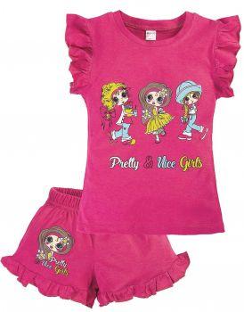 Комплект для девочек 1-4 лет BK004GL20