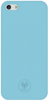 Чехол-накладка для iPhone 5/5S Red Angel Ultra Thin High Strength голубой