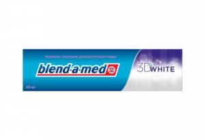 Зубная паста Blend-a-med 3D WhiTe 100 ml.