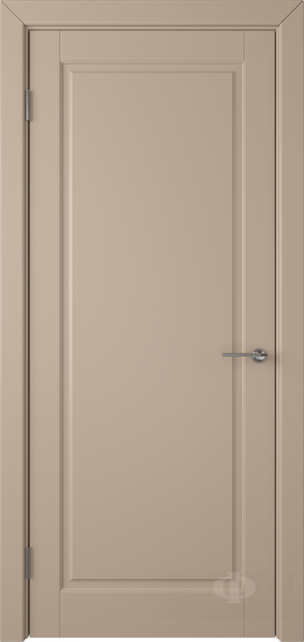 Межкомнатная дверь «Гланта» эмаль латте
