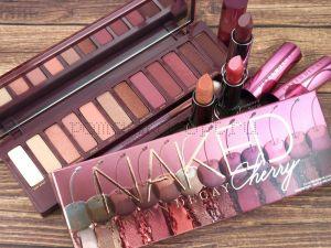 Тени Urban Decay Naked Cherry