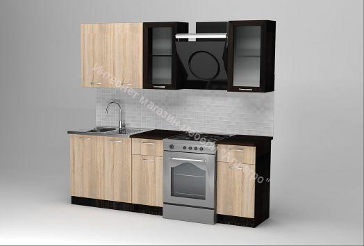 """Кухонный гарнитур """"Сабрина стандарт"""" 1600 мм"""