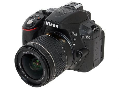 Nikon D5300 Kit AF-P 18-55mm f/3.5-5.6 VR