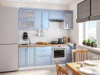 Кухня Сканди-02 Sky Wood