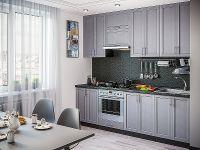 Кухня Сканди-03 Grey Softwood