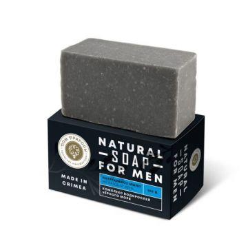 """Натуральное мыло """"На каждый день"""" с комплексом водорослей Черного моря, 180 гр"""