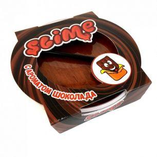 Слайм с ароматом Шоколада 300 гр.
