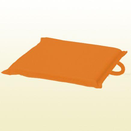 Подушка Оксфорд, цвет оранжевый